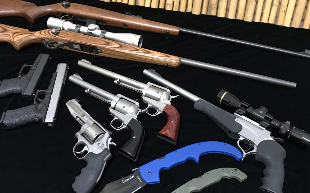 Lynn's Shooting Range Carry