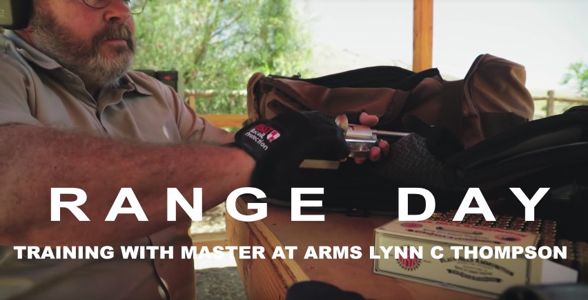 Range Day: Training with Lynn